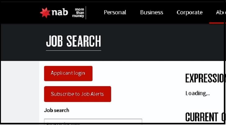 National Australia Bank Job Application Form Online & Careers