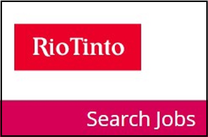 Rio Tinto Job Application Form Online & Careers