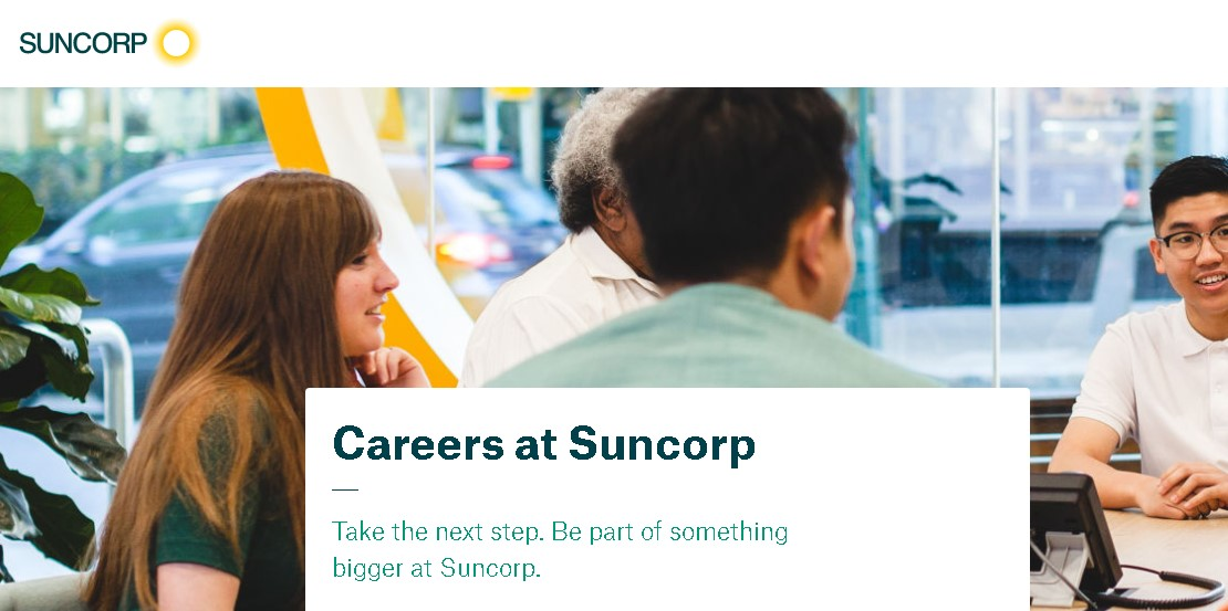 Suncorp Job Application Form Online & Careers