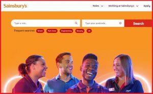 Sainsbury's Job Application Form Online & Careers