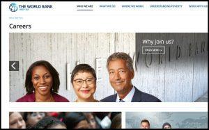 World Bank Job Application Form Online & Careers