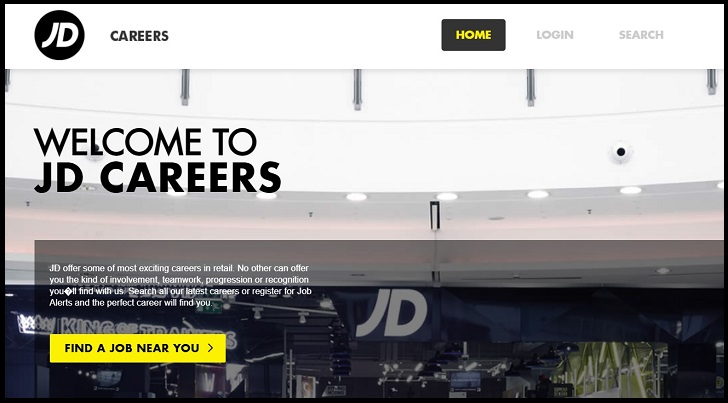 JD Sports Jobs: Application Form Online & Careers