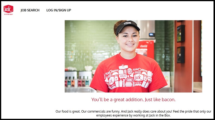 Jack In The Box Job Application Form Online & Careers