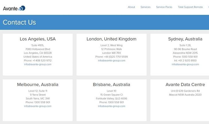 Avante IT Jobs: Application Form Online & Careers
