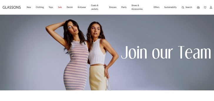Glassons Jobs: Application Form Online & Careers