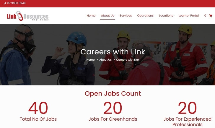 Link Resources Jobs: Application Form Online & Careers