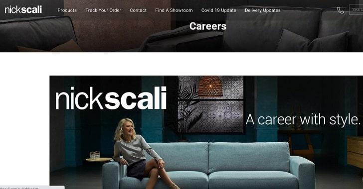 Nick Scali Furniture Job Application Form Online & Careers