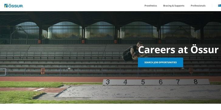 Össur Australia Jobs: Application Form Online & Careers