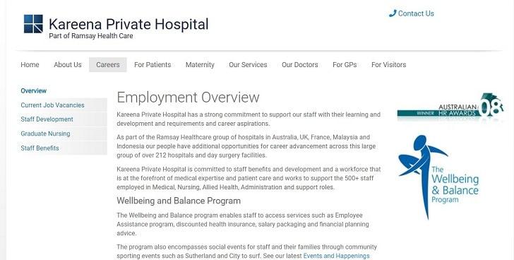 Kareena Private Hospital Jobs: Application Form Online