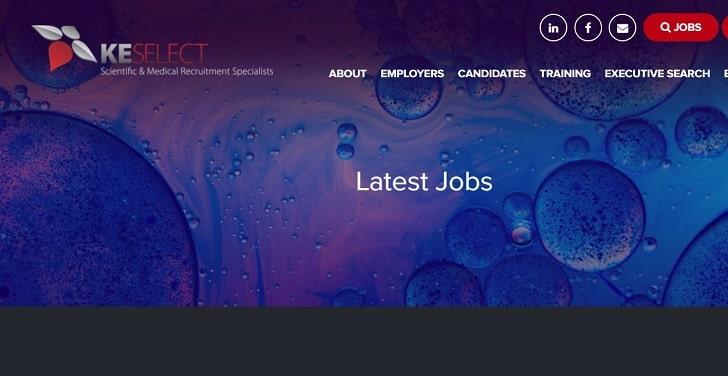KE Select Jobs: Application Form Online & Careers