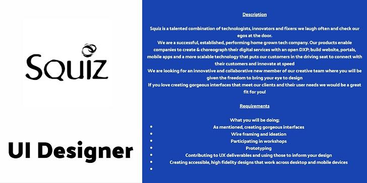 Squiz UI Designer