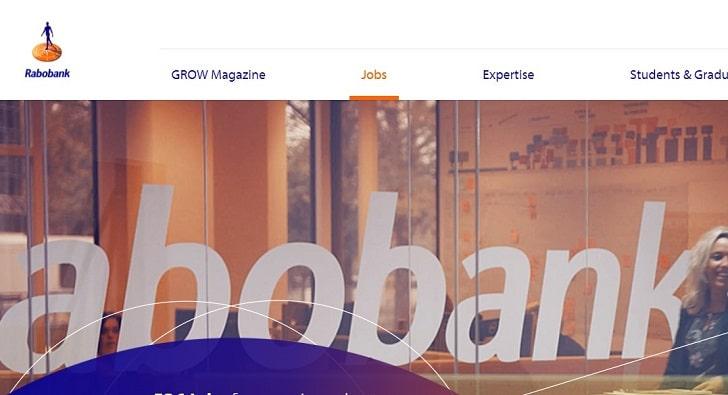 Rabobank Jobs: Application Form Online & Careers